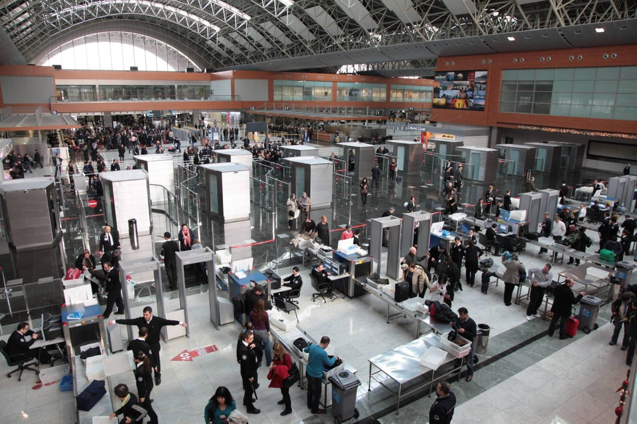 Sabiha G 246 K 231 En Havalimanı İş İlanı Misafir Karşılama
