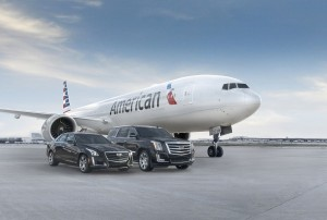 American Airlines_Cadillac_AAdvantage