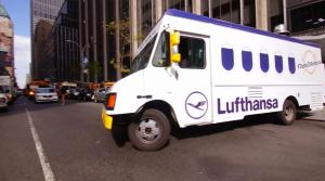 Lufthansa NYC Taste of America