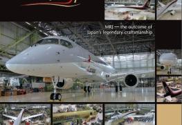 Mitsubishi Regional Jet_MRJ_print ad_Nov 2014