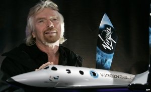 Richard Branson_Virgin Galactic