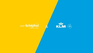 Schiphol & KLM Cover Greetings
