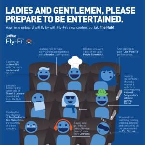 jetblue - Ladies and Gentlemen, Please Prepare to be Entertained