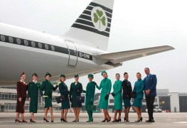 Aer Lingus_cabin crew_uniform