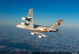 Etihad Airways_Airbus A380_new brand_new livery_Dec 2014_001