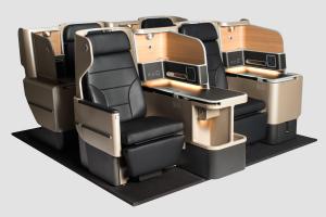 Qantas_Airbus A330_new business class_seat_sleep_001