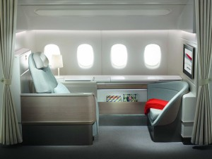 Air France_First Class_Premier Cabin