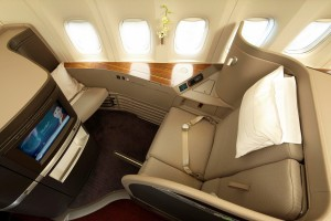 Cathay Pacific_First Class
