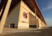 Qatar Airways Cargo - World-class cargo facility at Qatar's Hamad International Airport