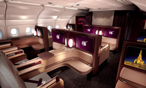 Qatar Airways_First Class
