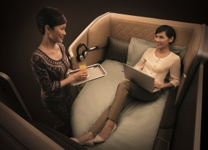 Singapore Airlines_First Class