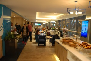 Bangkok Airways_Bangkok_BKK_Airport_Domestic Lounge
