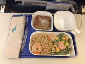 Bangkok Airways_Inflight Food_Jan 2015