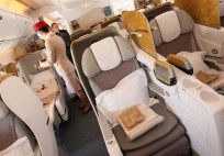 Emirates_Airbus A380_Business-Class
