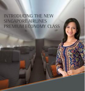 Singapore Girl_Premium Economy Class