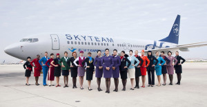 Skyteam_Xiamen_air