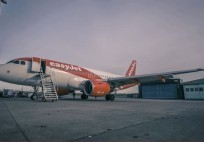 easyJet New Livery Look