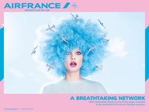 Air France_a breathtaking network_ad_commercial