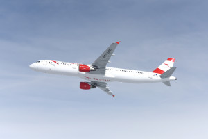 Austrian Airlines_new livery_Servus_March 2015