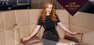 Etihad Airways_Nicole Kidman_tv commercial
