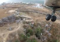GearCAM into Lukla Airport