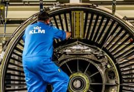KLM_jet engine
