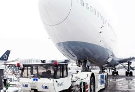 Lufthansa_LEOS_Push-back_Taxibot_Frankfurt