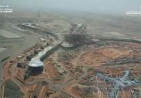 Midfield Terminal Building at Abu Dhabi Airport