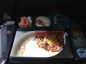 Turkish Airlines_THY_Inflight Food_Istanbul-Frankfurt_Economy Class_March 2015