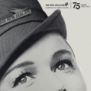 Air New Zealand_75 Years_Celebrating journey together