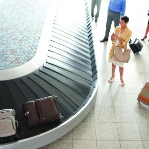 Delta_Baggage Delivery Airport
