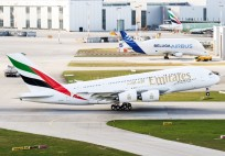 Emirates_Airbus A380_60th aircraft