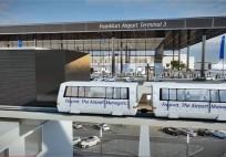 Frankfurt Airport Terminal 3 Visualisierung