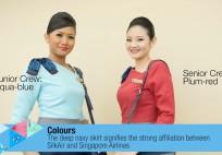 SilkAir New Colors Runway Show