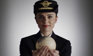 Türk Hava Yolları - O Pilot Benim