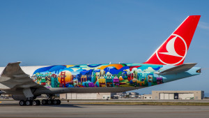 THY_Turkish Airlines_Boeing 777_Inaugural Flight