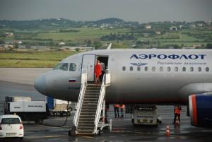 Aeroflot_Airbus A320_VQ-BIW_Thessaloniki Airport_May 2015