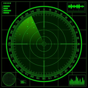 Air Traffic Control_radar_screen