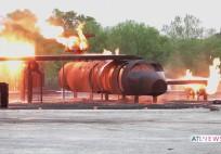 Atlanta Hartsfield-Jackson Airport - Big Bird Emergency Disaster Drill
