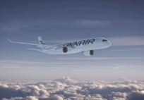 Finnair - Airbus A350 XWB cabin