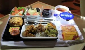 Singapore Airlines_Premium Economy_launch event_food