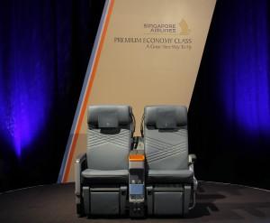Singapore Airlines_Premium Economy_launch event_seat