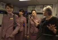 The A350 XWB tours Asia - May 2015