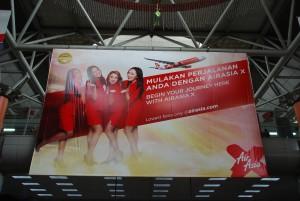 AirAsia X_ad_Kuala Lumpur_Sentral Station_June 2015