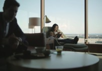Haneda Lounge, Tokyo by Cathay Pacific