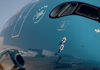 In the making Vietnam Airlines' first A350 XWB