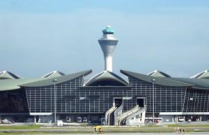 Kuala Lumpur Airport_KUL_Tower
