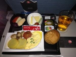 Turkish Airlines_THY_Inflight Food_Kuala Lumpur-Istanbul_economy class_June 2015_003
