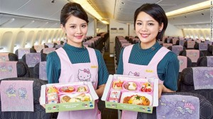 EVA_child meal_airline_hostess