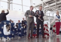 Instrumental Flying - Inaugural Flight to Chicago Finnair